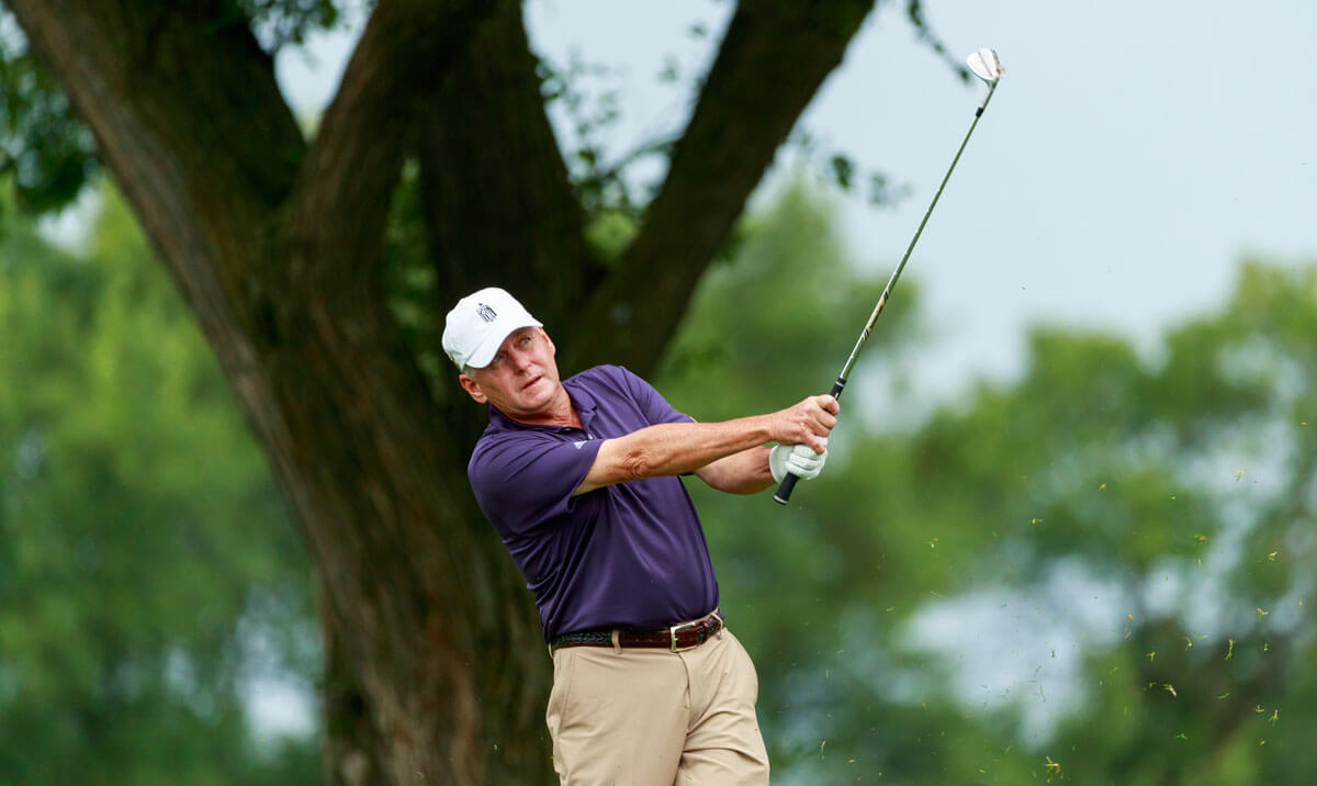 Dave Ryan: From A Nine-Holer To Illinois Senior Standout