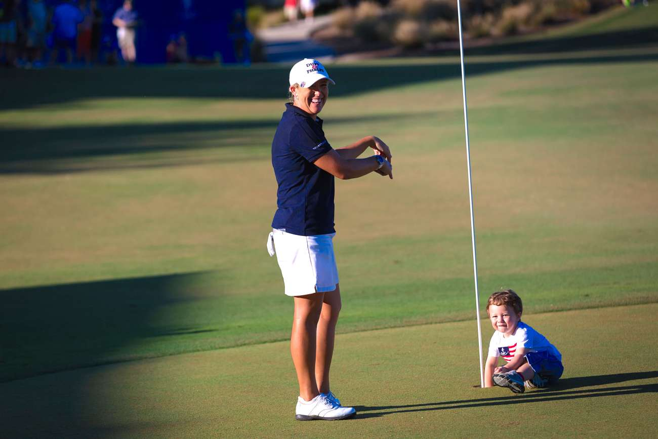 LPGA Going Through A Welcome Baby Boom