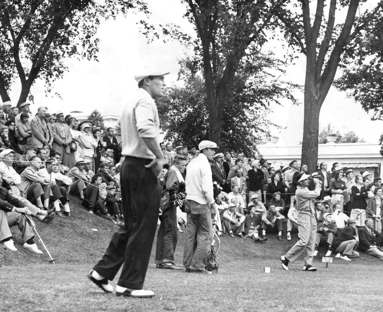 Frank Stranahan: Golf's Original Iron Man