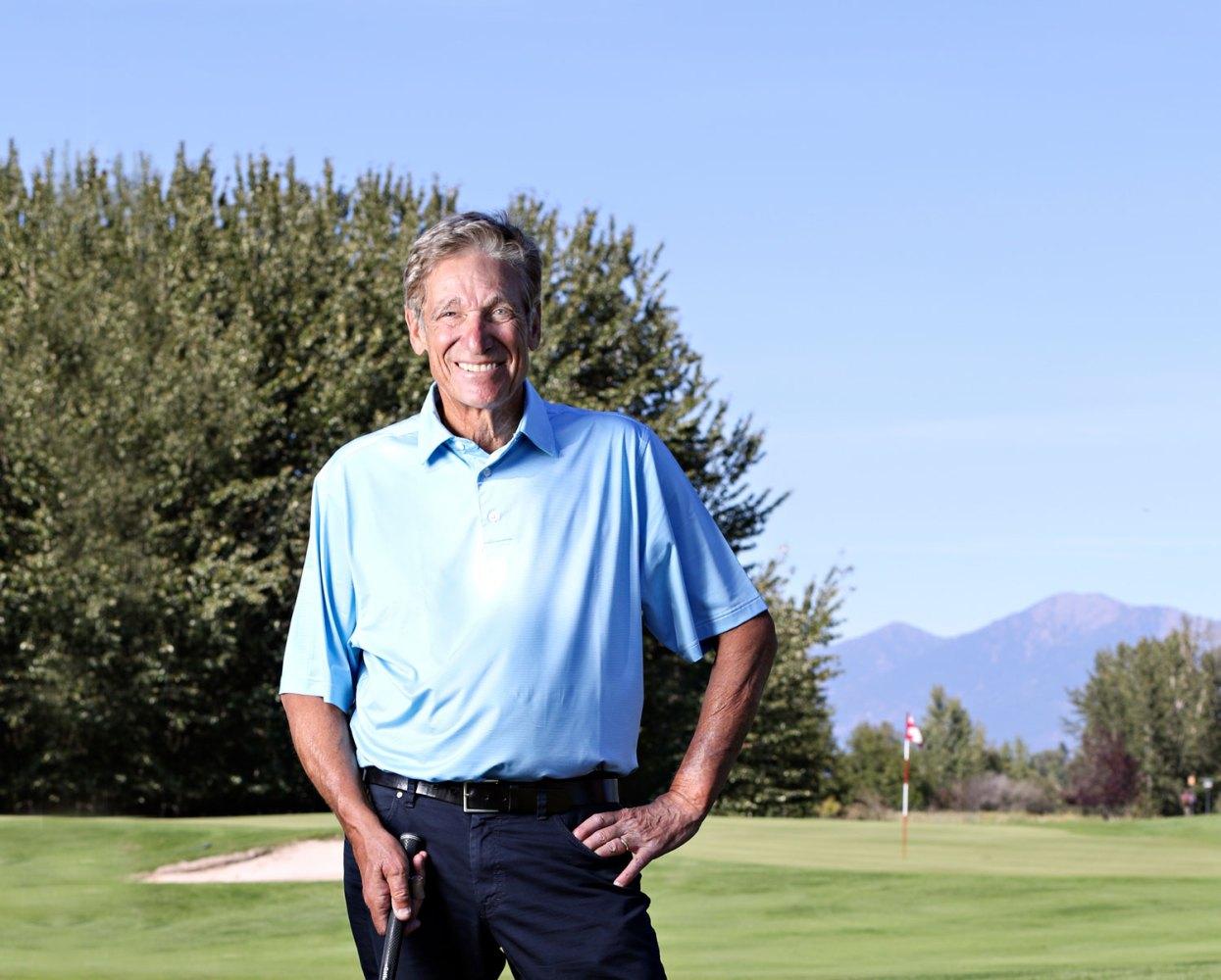 Maury Povich, 81, Remains A Golf Raconteur