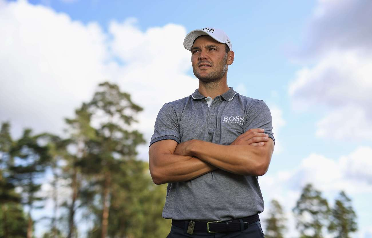 Kaymer Comes Back By Being Himself