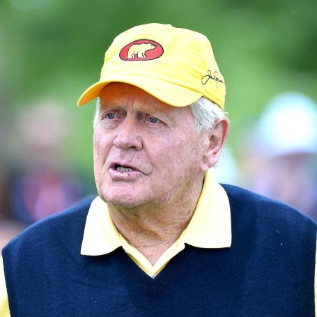 Tireless Nicklaus Still Going Strong