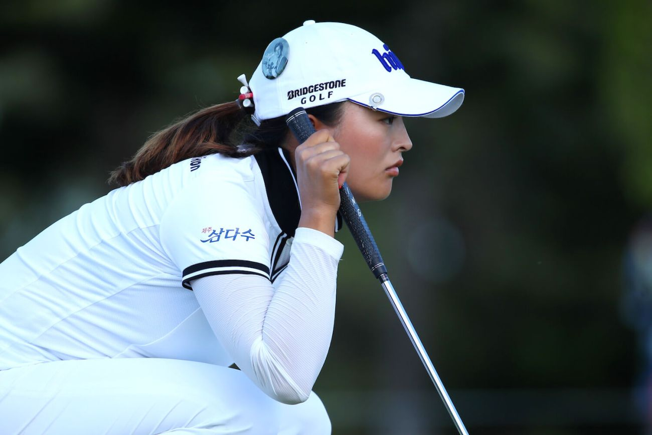 Jin Young Ko Is On The Cusp Of LPGA History