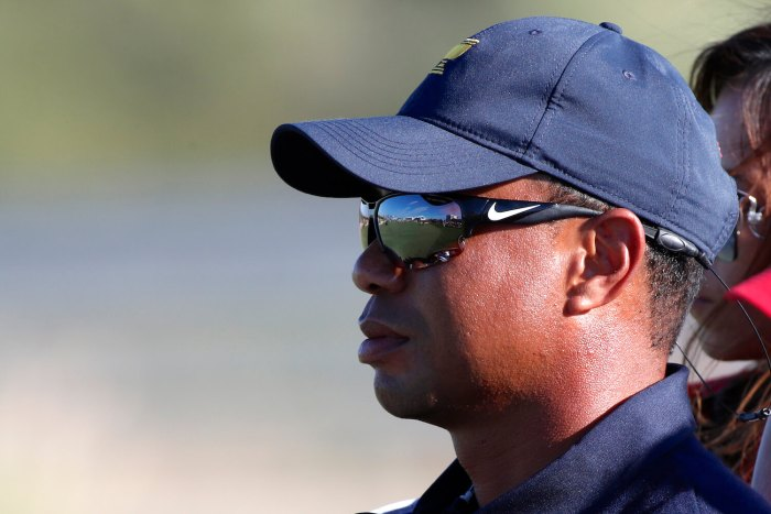 TIger Woods, Presidents Cup captain