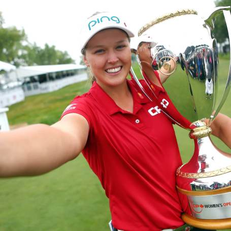 Is Brooke Henderson Too Selfless To Reach No. 1?