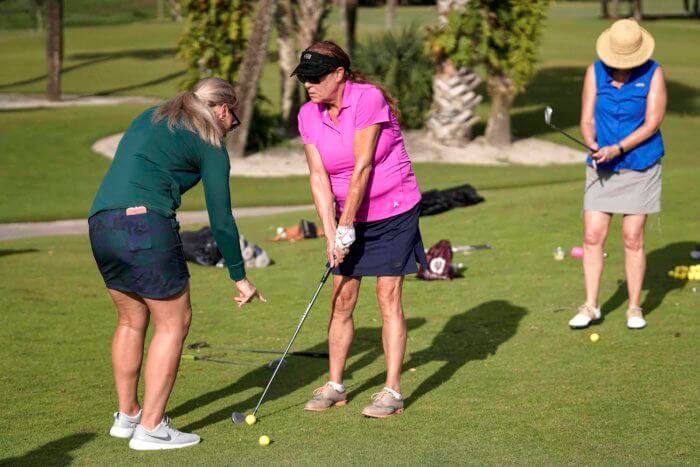 Fore The Ladies 2019 Instruction