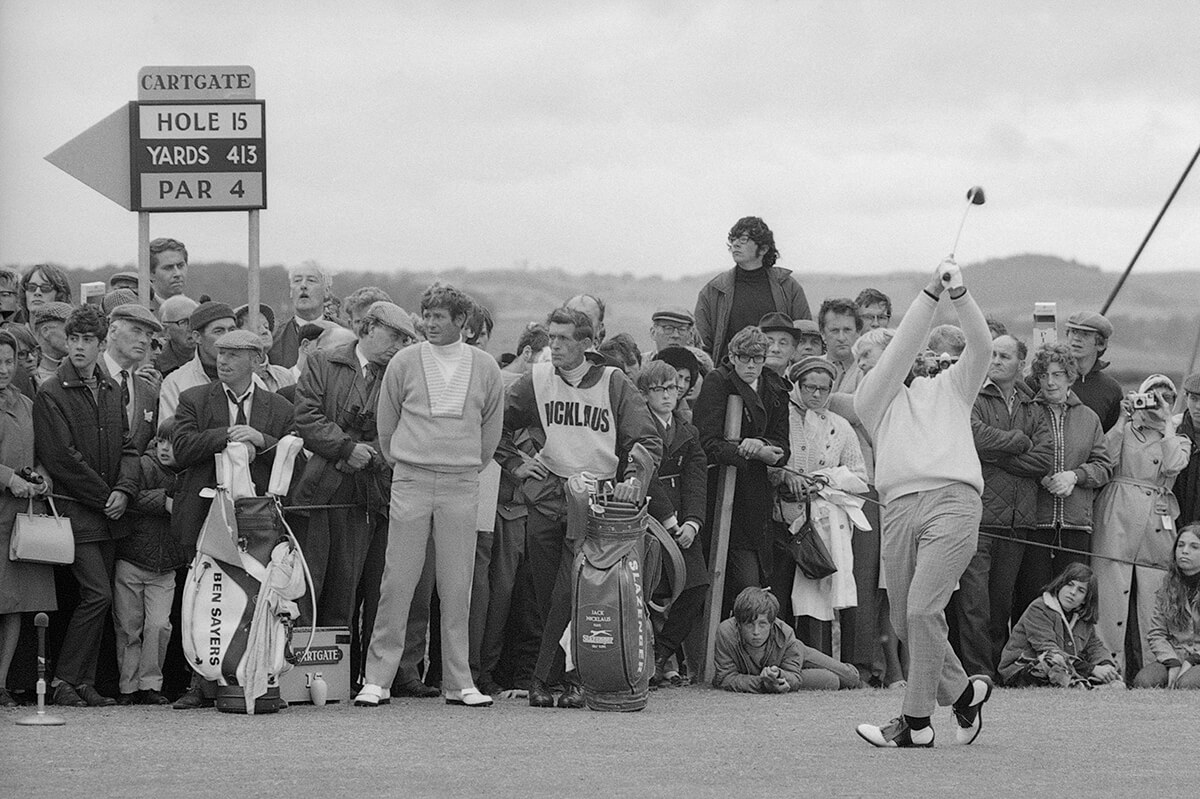 Reflections On A Half-Century In Golf