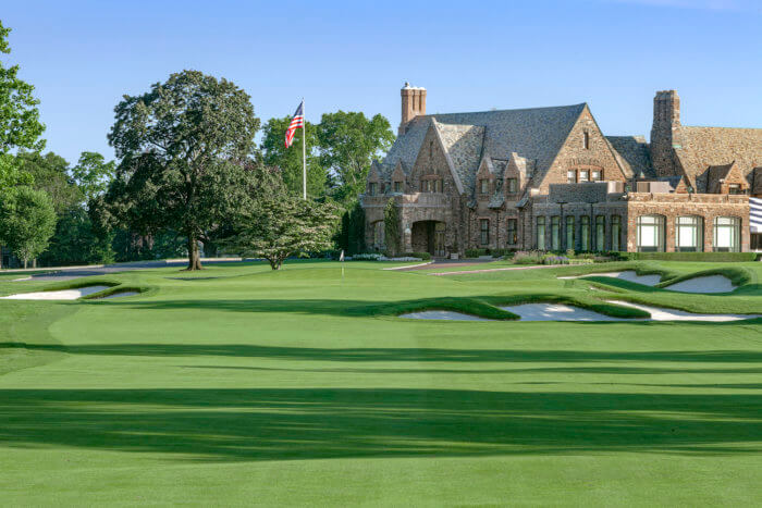 Winged Foot West No. 9