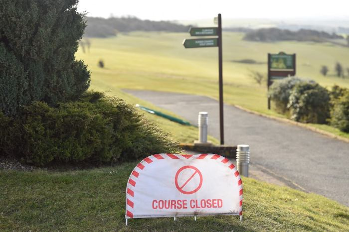 Dyke Golf Club closed