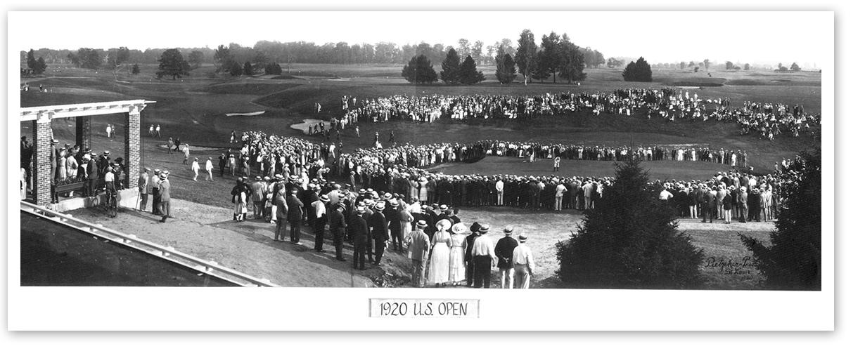 1920 U.S. Open