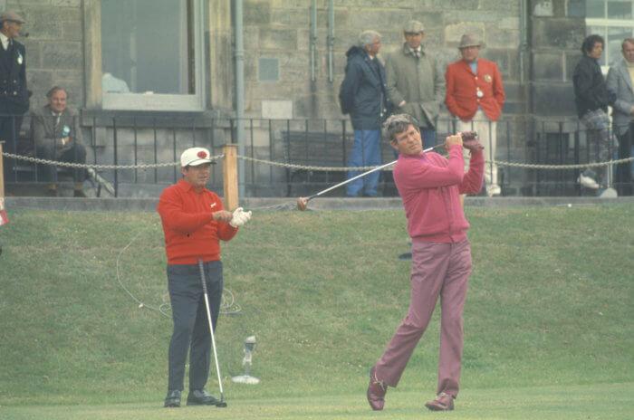 Doug Sanders, Lee Trevino