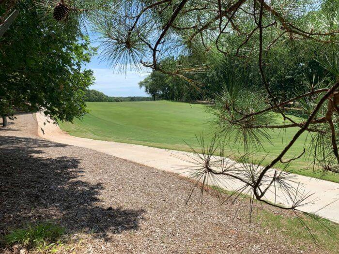 University of Georgia Golf Course Fairway