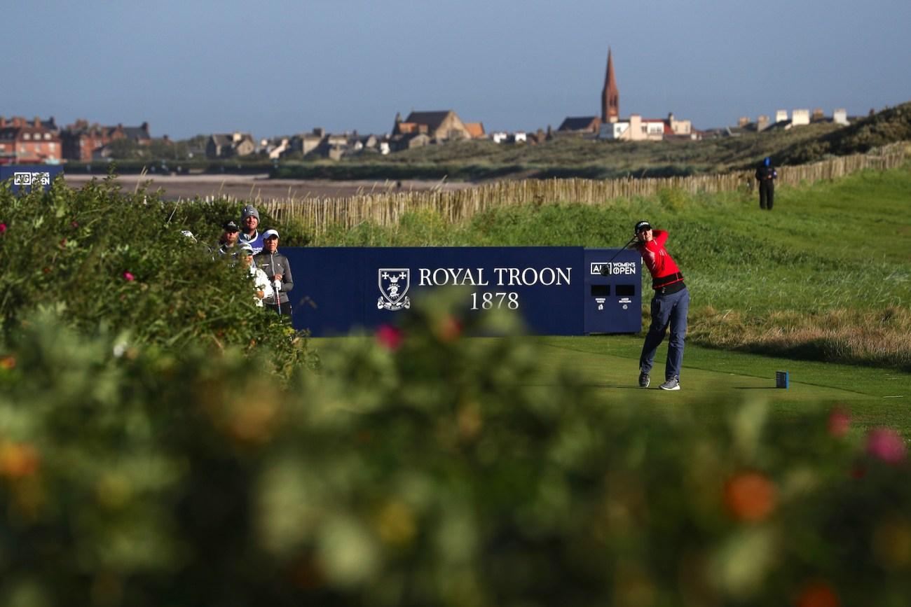 Future Open Venues A Big Step For Women's Golf
