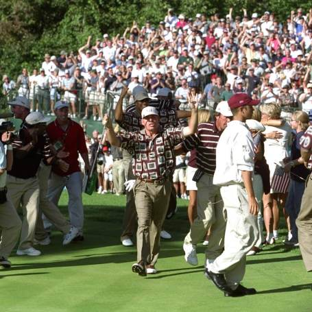 The Charge That Changed Everything: The 1999 Ryder Cup