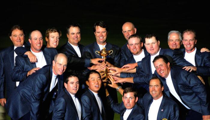 2008 Ryder Cup team