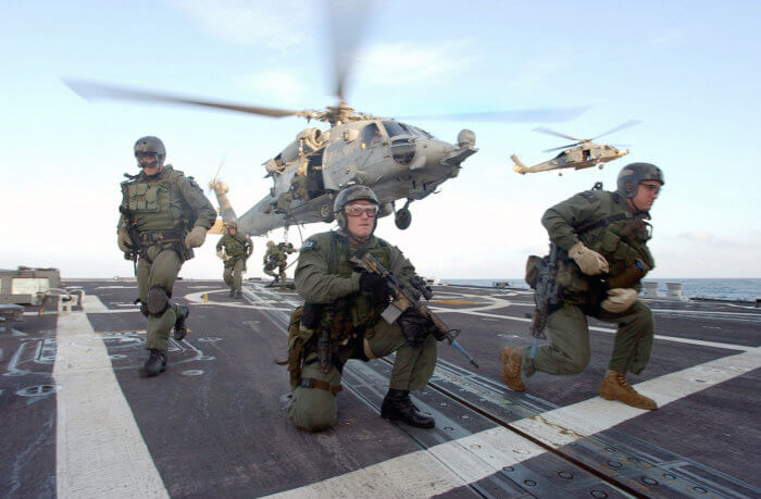 Navy SEALS photo