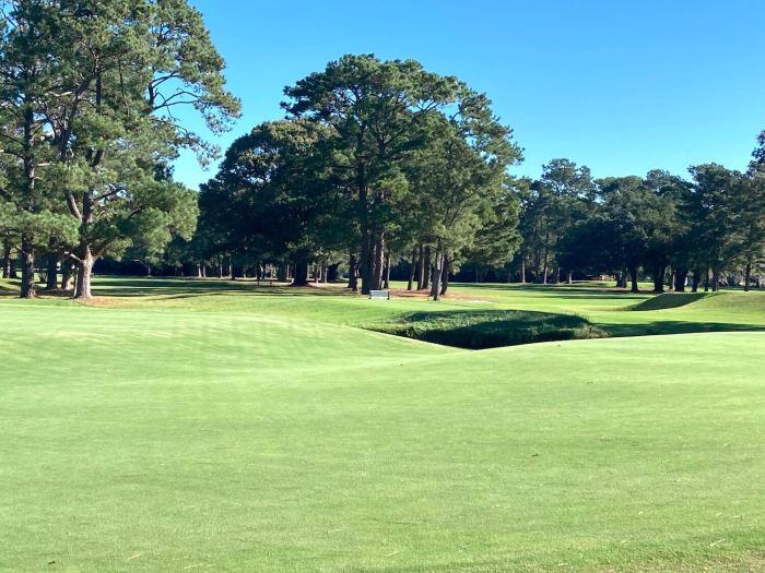 Charleston Municipal Golf Course