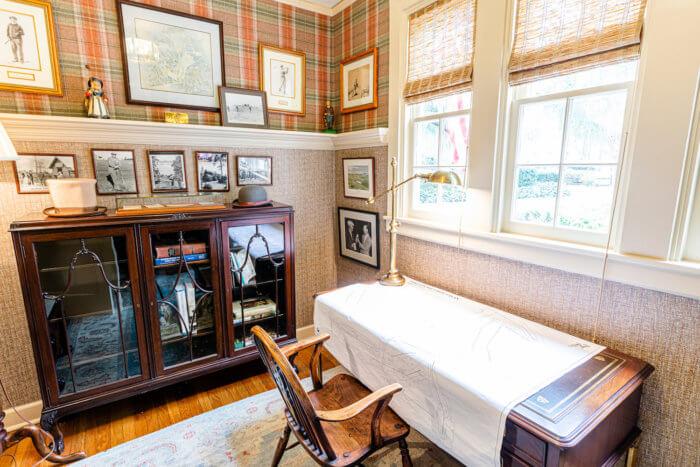 Dornoch Cottage, Donald Ross office