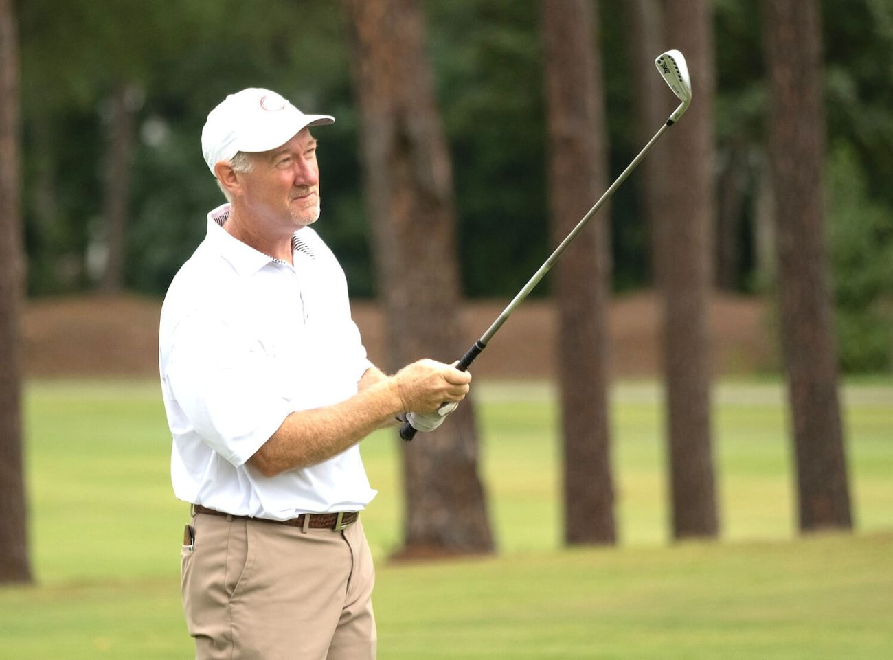 Taking A Peake At A Senior Amateur Iron Man
