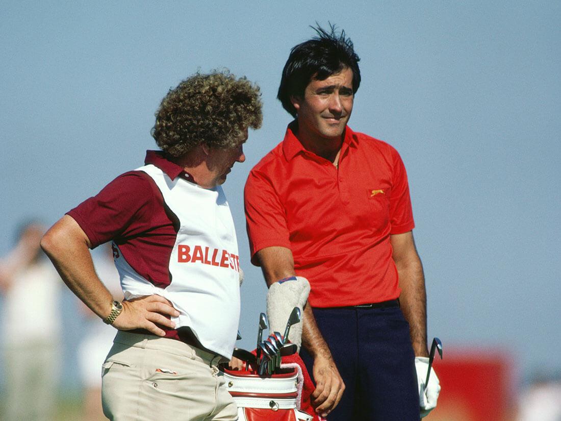 Are Caddies Really Part Of The Team?