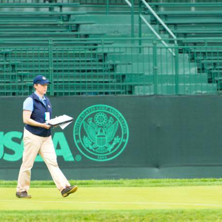 Rouillard Happy To Be Unsung Hero At U.S. Women's Open