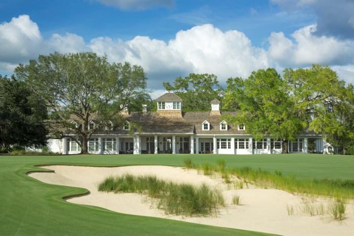 Congaree Golf Club lodge