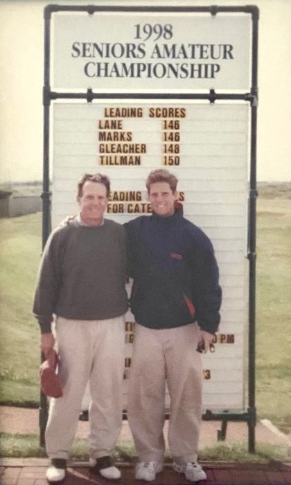 Eric Gleacher, Jimmy Gleacher