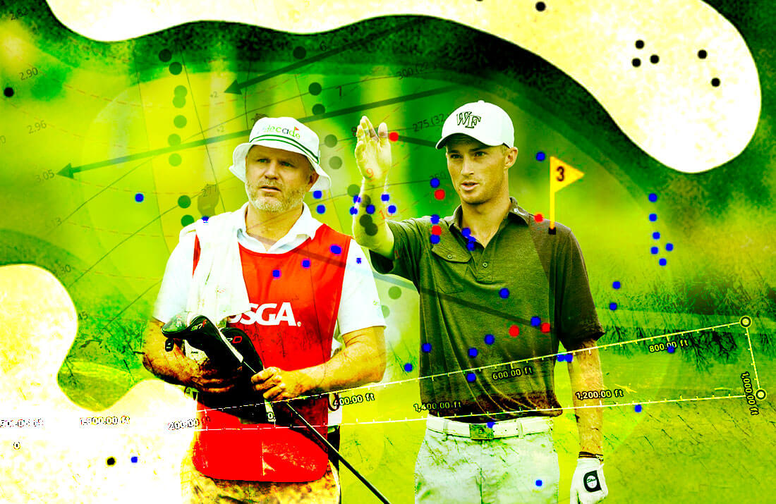 Golf Becoming Strictly A Numbers Game