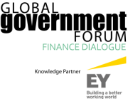 Global Government Finance Dialogue and EY Logo CP