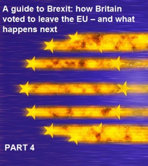 A guide to Brexit, part 4: Is Britain's departure from the EU inevitable?