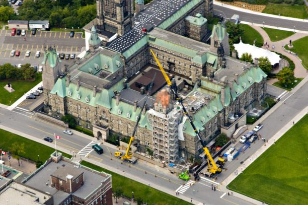 Canada Parliament Building work1-min (1)