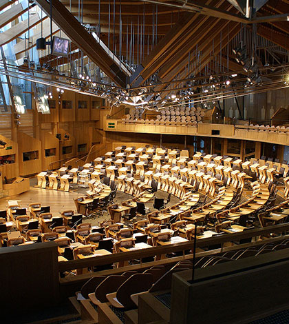 Brexit Minister urges MSPs to back changes to repeal bill