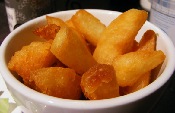 Heston's Chips