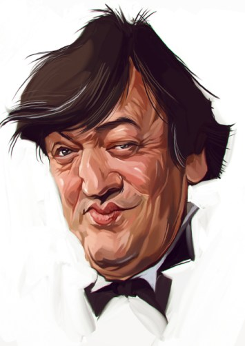 Stephen Fry Art bu VIKTOR MILLER-GAUSA