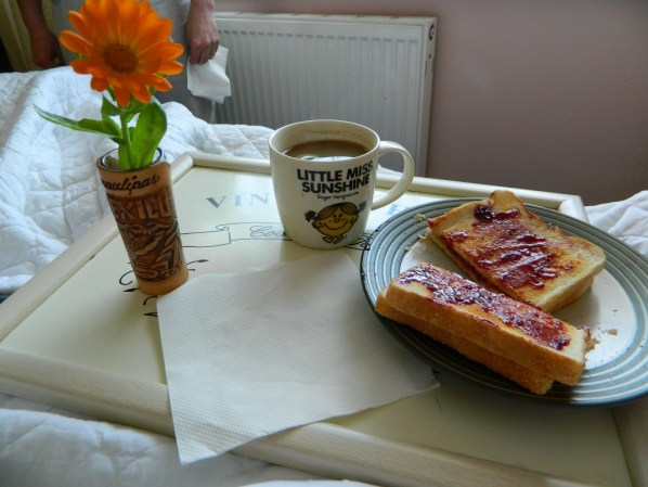 Breakfast in Bed Photo by JMorton