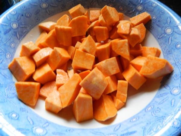 Sweet Potato (Camote) Photo by JMorton