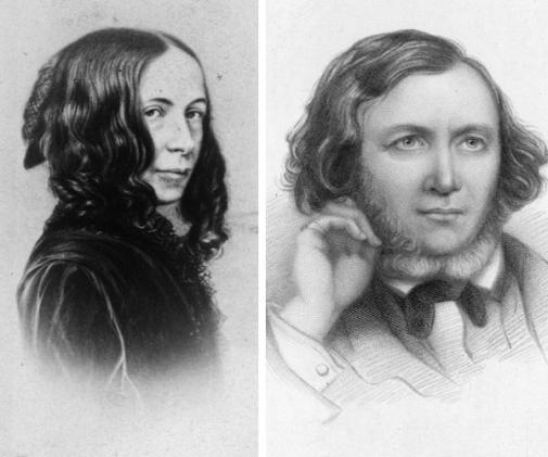Elizabeth Barrett Browning & Robert Browning
