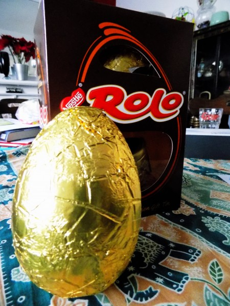 Rolo Easter Egg, photo by JMorton