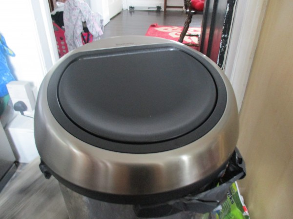 Brabantia lid, photo by JMorton