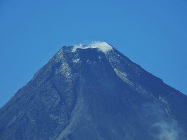 Mayon cone