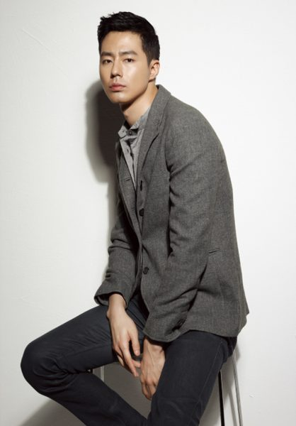Jo In Sung Harpers Bazaar March 2013 2