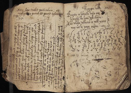 17th-century-commonplace book