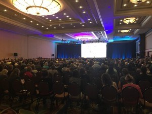 Dr. Edward Group's presentation was a success with a packed house audience at The Truth About Cancer Symposium.