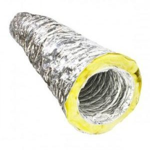 Acoustic Ducting 100mm x 10m
