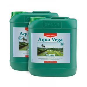 Canna Aqua Vega ( grow ) 10ltr's Set a+b