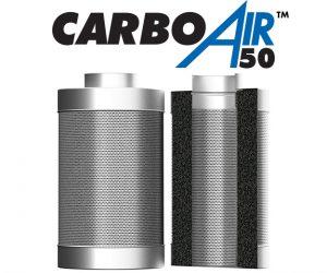 CarboAir Filter 100mm x 330mm