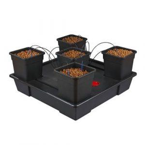 Wilma XXL 5 Pot Dripper System