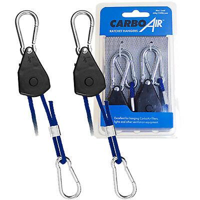 CarboAir ratchet hangers