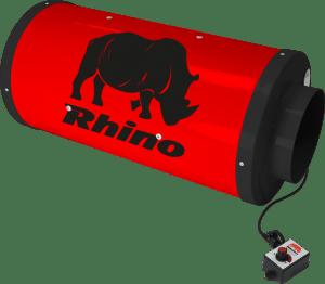 rhino silent fan