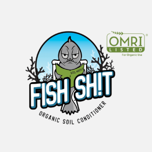fish shit soil conditioner